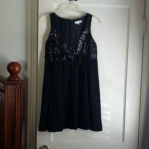 Issac Mizrahi Cocktail/Formal Mini Dress